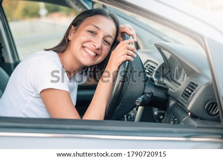 portrait of a confident young auto mechanic holding a new air suspension system stock photo © kzenon
