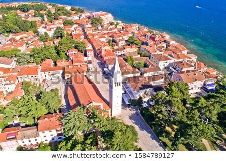Kasaba mimari yelkencilik Stok fotoğraf © xbrchx