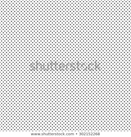 Negro medios tonos patrón blanco aislado resumen Foto stock © evgeny89