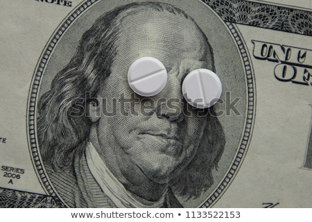 drug money Stock photo © morrbyte