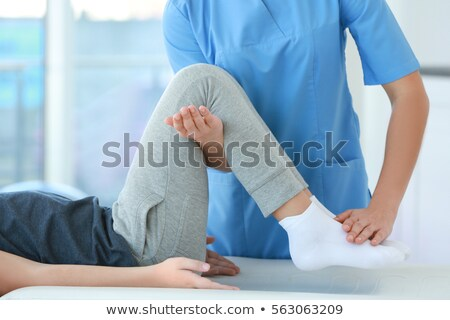 Physical therapy Stock photo © photography33
