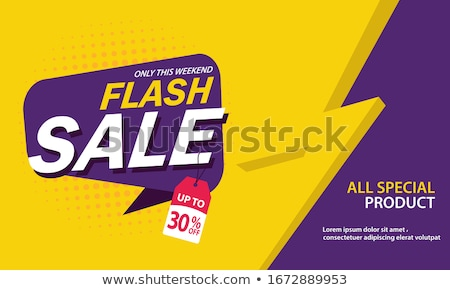 Vector discount sale background illustration stock photo © orson