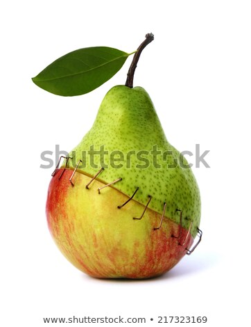Sweet pear, genetic engineering Stock photo © stevanovicigor