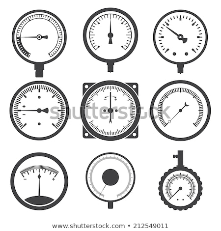 Pressure gauge Stock photo © stevanovicigor
