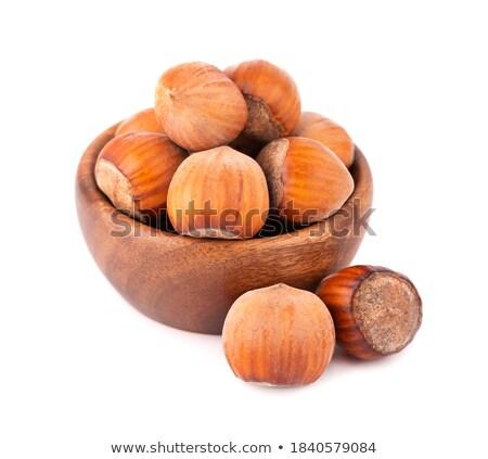 Foto stock: Nuts Set