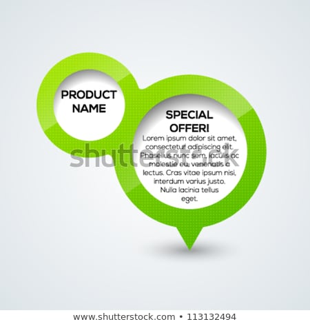 Ingesteld kleurrijk vector stickers business internet Stockfoto © vitek38