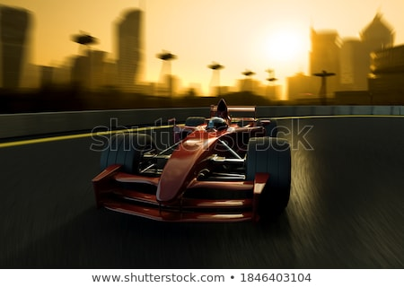Racecars Stock photo © cteconsulting