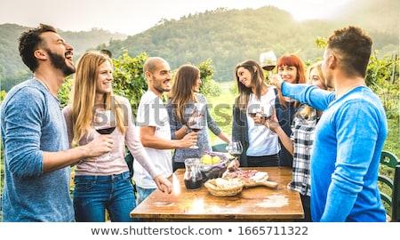 holiday fun Stock photo © hyrons