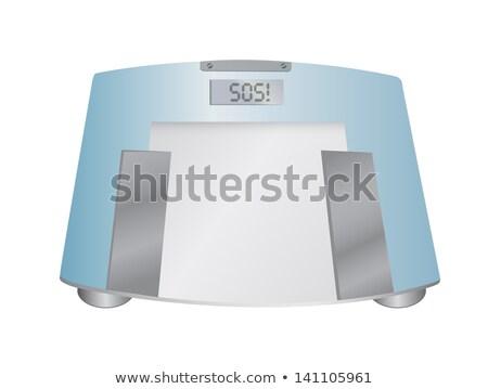 言葉 肥満した 重量 規模 実例 デザイン ストックフォト © alexmillos