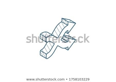 3D neuf curseur Photo stock © pikaczy