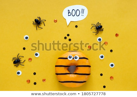 Halloween Boo Background Stock photo © Stephanie_Zieber