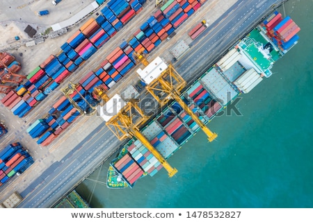 industrial singapore stock photo © joyr