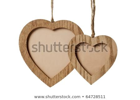 dos · corazones · foto · edad · fotos · fotos - foto stock © andreasberheide