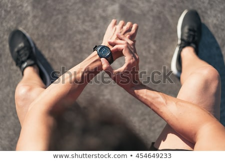 Time for Sports Stock photo © -Baks-