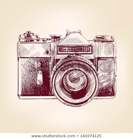 velho · tecnologia · filme · foto · textura · fundo - foto stock © doddis