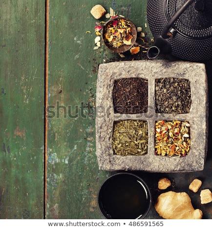 多くの · 果物 · いたずら書き · スタイル · 食品 · 手 - ストックフォト © bluering