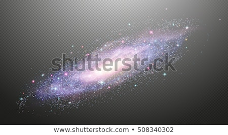 vector plasma galaxy stock photo © x-etra
