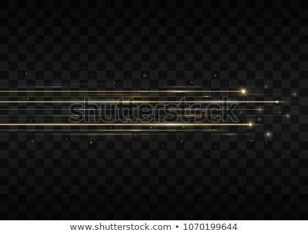 blue light and stripes moving fast eps 10 stock photo © beholdereye