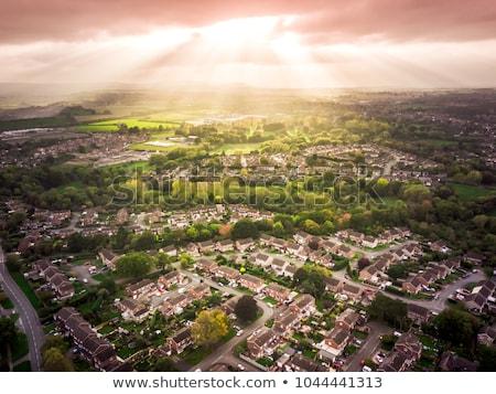 A suburban housing estate Stock photo © IS2