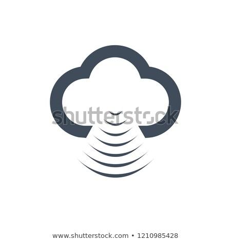 линейный базы сервер изолированный веб мобильных Сток-фото © kyryloff
