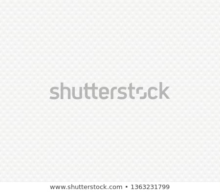 Stock photo: Background of textured white paper napkin. Texture embossed square shape. Tissue paper web page fill