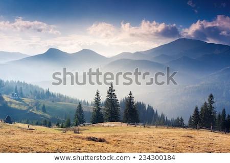 Hemels plaats landschap pittoreske eiland Stockfoto © jossdiim