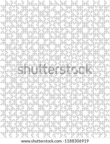 500 fehér darabok függőleges téglalap forma Stock fotó © evgeny89
