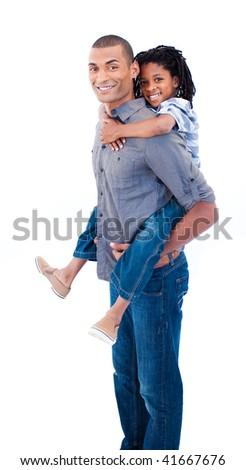 民族 父 白 笑みを浮かべて 笑顔 ストックフォト © wavebreak_media