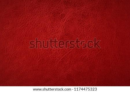 rosso · pelle · primo · piano · dettaglio · texture · natura - foto d'archivio © homydesign