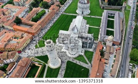 Kare simge din kilise Toskana Stok fotoğraf © Fotografiche