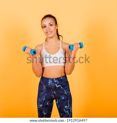 Full length portrait of a motivated young muscular african sportsman Stock photo © deandrobot