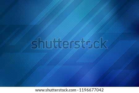 geometric lines blue abstract background Stock photo © SArts