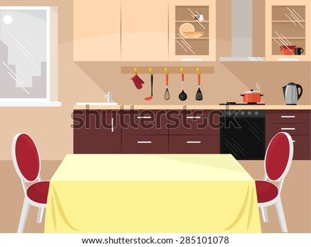 gezonde · vers · voedsel · plaat · groenten · tabel · doek - stockfoto © linetale