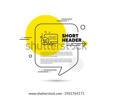 Wifi verbinding signaal icon snel teken Stockfoto © kyryloff