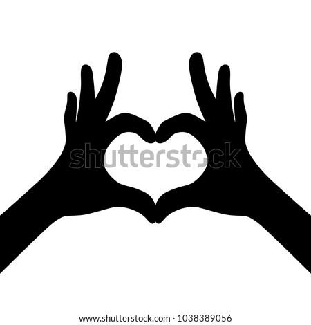 Masculina mano dedo símbolo figura ocho Foto stock © MaryValery