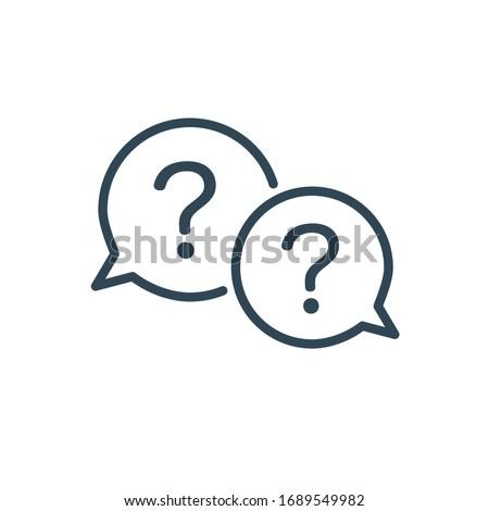soru · işareti · konuşma · vektör · soyut · okul · dizayn - stok fotoğraf © kyryloff