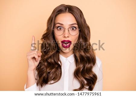Güzellik dudaklar güzel muhteşem fikir Stok fotoğraf © serdechny