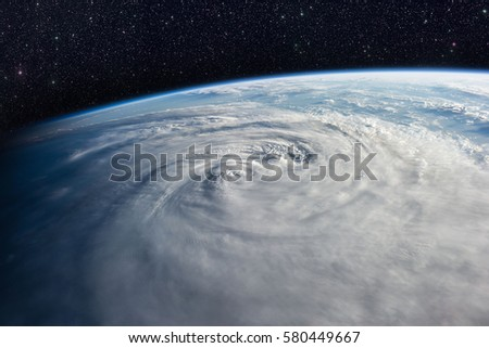 ciclone · elementi · immagine · nubi · mappa · luce - foto d'archivio © nasa_images