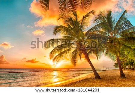 idyllic seascape stock photo © imaster