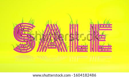 grande · verde · 3D · feliz · sucesso · votar - foto stock © dacasdo