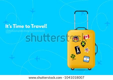 Canada · tijd · reizen · reis · reis · vakantie - stockfoto © Leo_Edition
