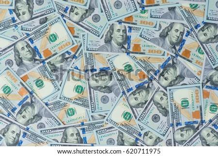 dollar · borden · vector · groene · geld - stockfoto © popaukropa