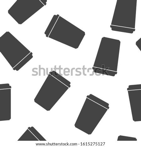 plástico · taza · transparente · vector · vacío · desechable - foto stock © maryvalery