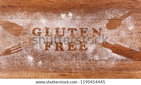 gabonapehely · diéta · szó · ki · levél · alakú - stock fotó © lightkeeper