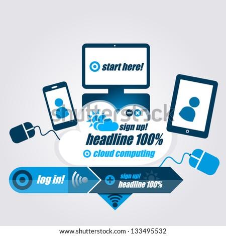 infographics · kitap · imzalamak - stok fotoğraf © kyryloff