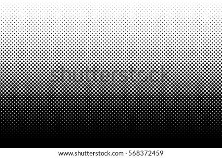 ハーフトーン 勾配 モノクロ 抽象的な 幾何学的な ポップアート ストックフォト © olehsvetiukha