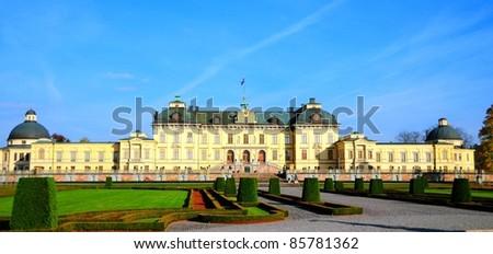 宮殿 · バロック · スタイル · メイン · 歴史的 - ストックフォト © rey316
