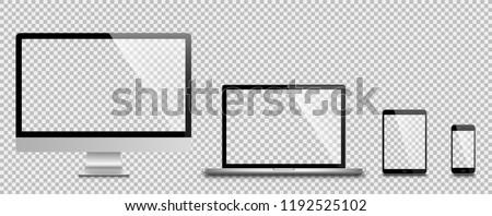 szalag · képernyő · fehér · 3D · renderelt · kép · papír - stock fotó © fotoscool
