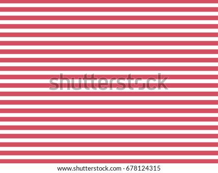 thin bright pink and white horizontal striped textured fabric ba stock photo © karenr