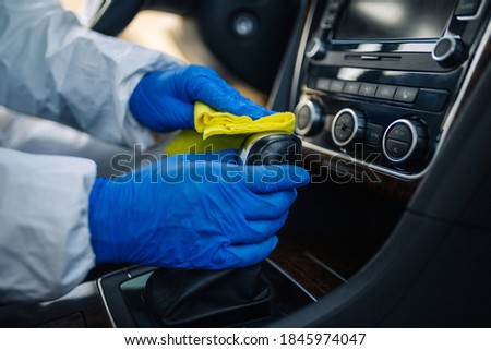 car care for wash and cleaning business service place for custom stock photo © frameangel